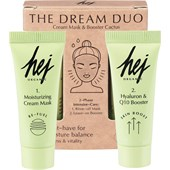 Hej Organic - Gesichtspflege - Dream Duo Mask + Booster