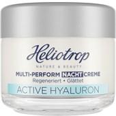 Heliotrop - Active Hyaluron - Multi-Perform Nachtcreme