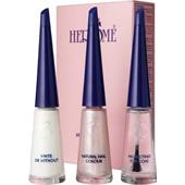 Herôme - Nagel Dekoration - French Manicure Set Pink