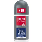Hidrofugal - Anti-Transpirant - Men Frisch & Stark Deodorant Roll-On
