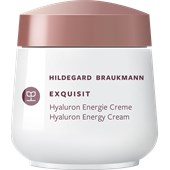Hildegard Braukmann - Exquisit - Crème énergie à l'acide hyaluronique