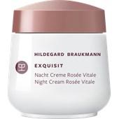 Hildegard Braukmann - Exquisit - Nacht Creme Rosée Vitale