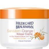 Hildegard Braukmann - Limitierte Editionen - Sanddorn Orange Körper Creme