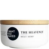 I Want You Naked - Holy Hemp - Holy Hemp The Heavenly Facial Cleansing