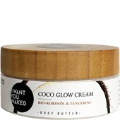 I Want You Naked - Lotionen, Creme & Öl - Coco Glow Body Cream