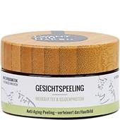 I Want You Naked - Peeling - Weisser Tee & Seidenprotein Gesichtspeeling