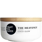 I Want You Naked - Seifen - Heavenly Coco Glow Facial Cleansing Soap
