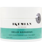 IKEMIAN - Conditioner - Hello Gorgeous Deep-Conditioning Curl Treatment