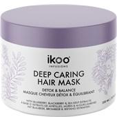 ikoo - Infusions - Deep Caring Hair Mask Detox & Balance