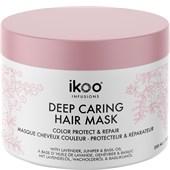 ikoo - Infusions - Deep Caring Mask Color Protect & Repair