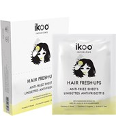 ikoo - Infusions - Hair Fresh-Ups Anti-Frizz Sheets