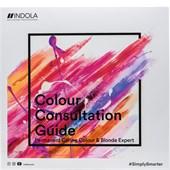 INDOLA - Colour charts - PCC colour chart with strands