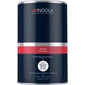 INDOLA - Rapid Blond+ Bleach Powder - White Bleaching Powder