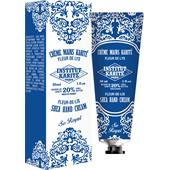 Institut Karité Paris - Handpflege - So Royal Shea Hand Cream Fleur-de-Lis