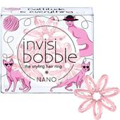 Invisibobble - Circus Collection - Nano Cattitude Is Everything