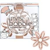 Invisibobble - Kolekcja Wonderland - Nano Tea Party Spark