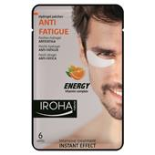 Iroha - Péče o obličej - Anti-Fatigue Hydrogel Patches Men