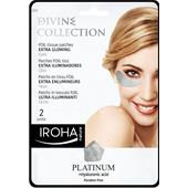 Iroha - Cura del viso - Divine Collection Extra Glowing Eyes Patches
