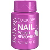 Isadora - Pflegelack - Quick Dip Nail Polish Remover