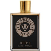 J.F. Schwarzlose Berlin - Leder 6 - Eau de Parfum Spray