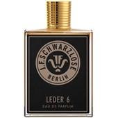 J.F. Schwarzlose - Leder 6 - Eau de Parfum Spray