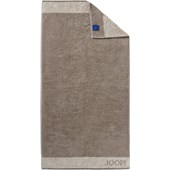 JOOP! - Breeze Doubleface - Duschtuch Stone