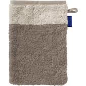 JOOP! - Breeze Doubleface - Waschhandschuh Stone