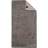 JOOP! - Classic Doubleface - Graphite bath towel