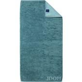 JOOP! - Classic Doubleface - Toalla de ducha turquesa