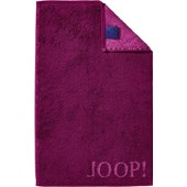 JOOP! - Classic Doubleface - Ručník pro hosty v barvě rybízu