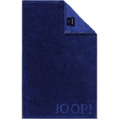 JOOP! - Classic Doubleface - Sapphire Guest Towel
