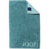 JOOP! - Classic Doubleface - Turquoise guest towel