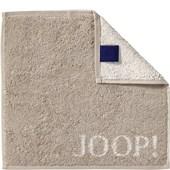 JOOP! - Classic Doubleface - Seiflappen Sand