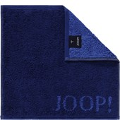 JOOP! - Classic Doubleface - Sapphire Face Flannel