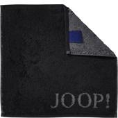 JOOP! - Classic Doubleface - Black face cloth