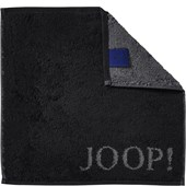 JOOP! - Classic Doubleface - Serviette de visage Noir