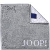 JOOP! - Classic Doubleface - Mini asciugamano argento