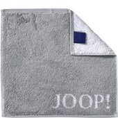 JOOP! - Classic Doubleface - Toalha facial prateada