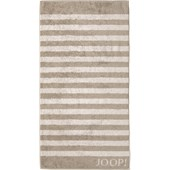 JOOP! - Classic Stripes - Sand bath towel