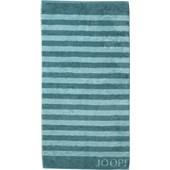 JOOP! - Classic Stripes - Suihkupyyhe Turkoosi