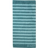 JOOP! - Classic Stripes - Turquoise hand towel