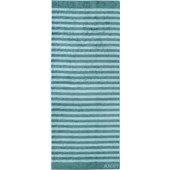 JOOP! - Classic Stripes - Turquoise bath sheet