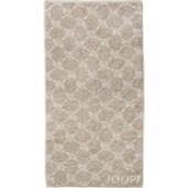 JOOP! - Cornflower - Asciugamano per la doccia color sabbia