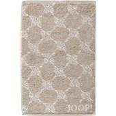 JOOP! - Cornflower - Asciugamano per gli ospiti sabbia