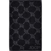 JOOP! - Cornflower - Gästetuch Schwarz