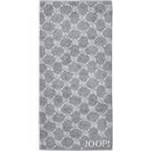 JOOP! - Cornflower - Ręcznik kolor srebrny