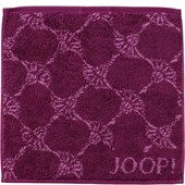 JOOP! - Cornflower - Cassis face cloth