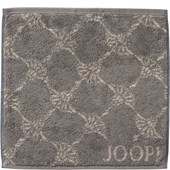 JOOP! - Cornflower - Graphite face cloth