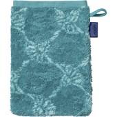 JOOP! - Cornflower - Gant de toilette Turquoise