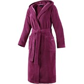 JOOP! - Women - Berry Bathrobe with Hood